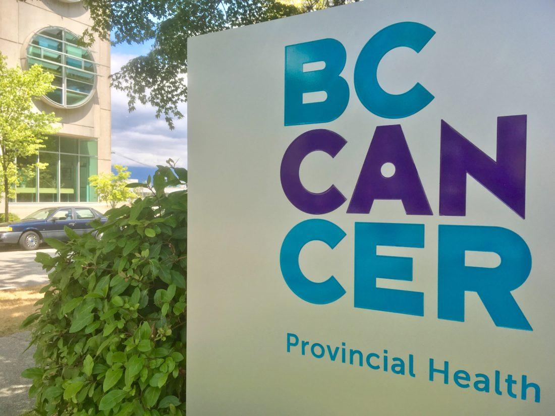 BC Cancer Foundation Wanson Group